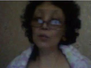 54 yo russian mature mom webcam show..