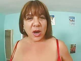 Fat BBW Russian mature Woman