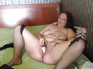 debauchery mature aunt on webcam