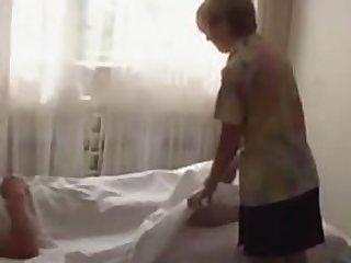 Russian teen in bedroom 2